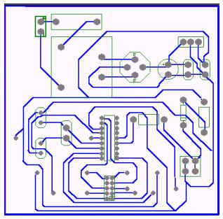 esquema electrico cambio giro: